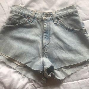 Levi's vintage shorts